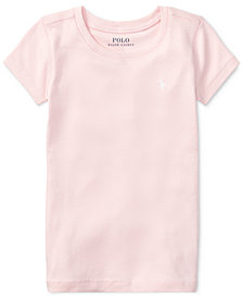 Ralph Lauren Toddler Girls T-Shirt