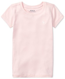 Polo Ralph Lauren Toddler Girls T-Shirt