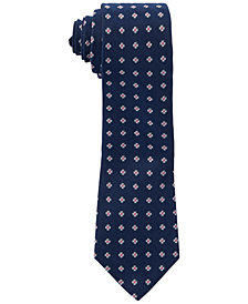 Ralph Lauren Men's Cross Neat Silk Tie