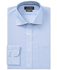 Lauren Ralph Lauren Men's Slim-Fit Non-Iron Dress Shirt