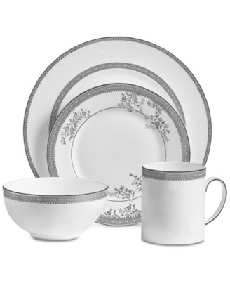 Dinnerware, Lace 4-Pc. Place Setting