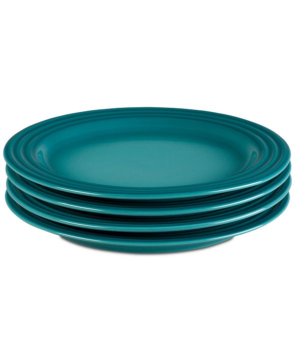 Le Creuset 4-Pc. Salad Plates Set