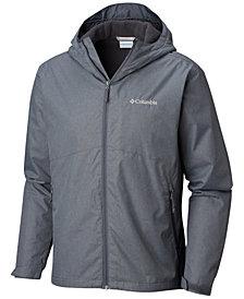 Columbia Men's Rainie Falls Waterproof Hooded Jacket