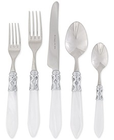 Aladdin Brilliant 5-Pc. Flatware Place Setting