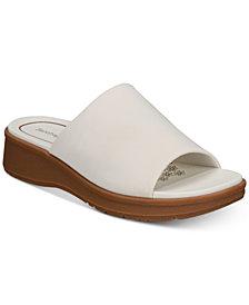 Baretraps Rebecca Slip-On Wedge Sandals