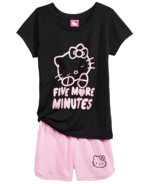 Hello Kitty 2-Pc. Pajama...