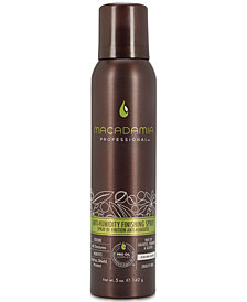Macadamia Anti-Humidity Finishing Spray, 5-oz., from PUREBEAUTY Salon & Spa