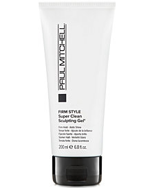 Paul Mitchell Super Clean Sculpting Gel, 6.8-oz., from PUREBEAUTY Salon & Spa