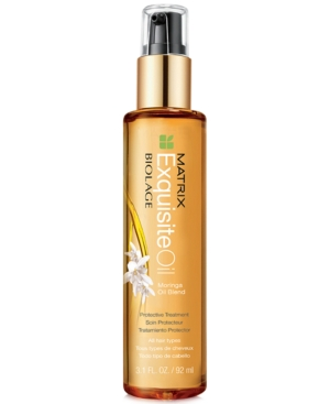 Image of Matrix Biolage ExquisiteOil Protective Treatment, 3.1-oz, from Purebeauty Salon & Spa