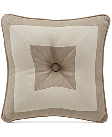 "Croscill Berin 16""x16"" Fashion Decorative Pillow"