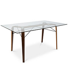 Trilogy Dining Table, Quick Ship