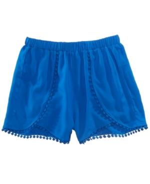 Epic Threads Pom PomTrim Shorts Big Girls Created for Macys