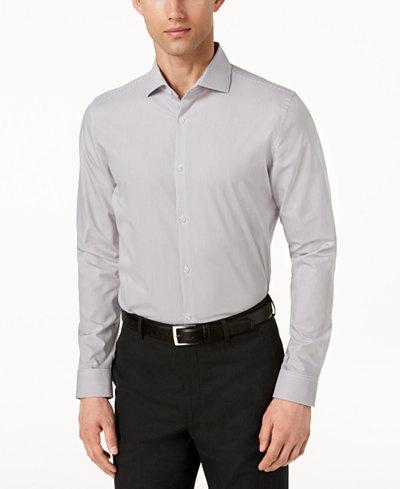 Calvin Klein Men's Infinite Stripe Shirt