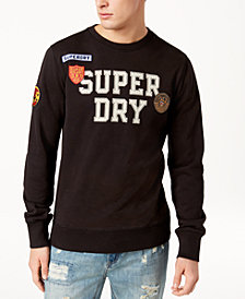 Superdry Men's Patch Sweatshirt