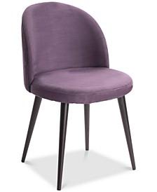 Laurel Faux Fur Accent Chair