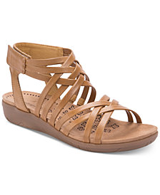 Baretraps Janny Strappy Wedge Sandals