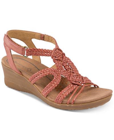 Bare Traps Takara Wedge Sandals