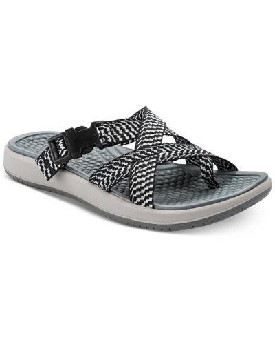 Bare Traps Wilona Rebound Technology Slip-On Sandals