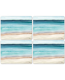 Pimpernel Coastal Shore Set of 4 Placemats