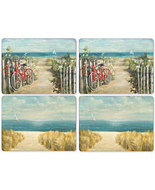 Pimpernel Summer Ride Set of 4 Placemats