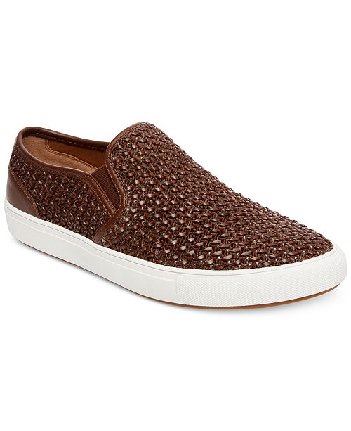 aa39faa5a0a1 Steve Madden Men s Pelican Slip-On Sneakers   Reviews - All Men s ...