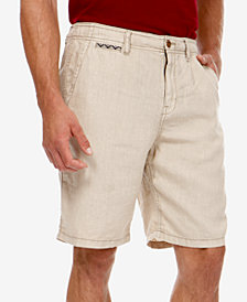 "Lucky Brand Men's Flat Front 10"" Shorts"