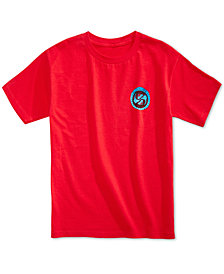 Quiksilver Graphic-Print Cotton T-Shirt, Big Boys