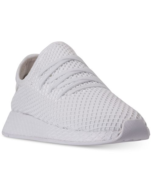 detailed pictures 4a3bd 1dc8c ... adidas Mens Deerupt Runner B Side Pack Casual Sneakers from Finish ...