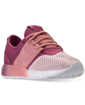 New Balance Big Girls 247 Casual Sneakers from Finish Line