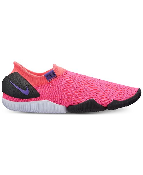0fb02149c835 Nike Men s Aqua Sock 360 Casual Sneakers from Finish Line ...