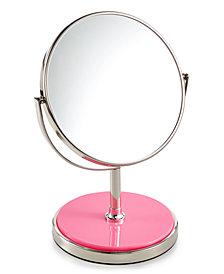 kate spade new york Inset Pink Vanity Mirror