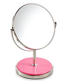 kate spade new york Inset Pink Vanity Mirror
