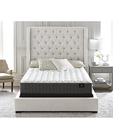 "Hotel Collection by Aireloom 10.5"" Vitagenic Memory Foam Firm Mattress Set - Queen, Created for Macy's"