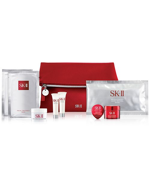 SK-II Receive a complimentary SK-ll Miracle Pitera Set with any $750 SK