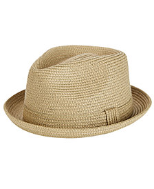 Country Gentlemen Men's Braided Fedora