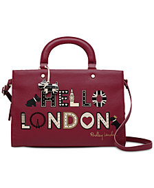 Radley London Hello London Satchel