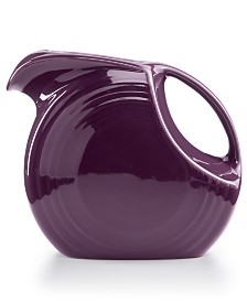 Fiesta Mulberry 67 oz. Large Pitcher
