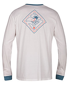 Hurley Men's Palm Reader Long-Sleeve T-Shirt