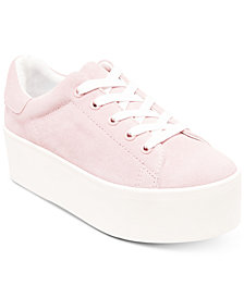 Steve Madden Women's Palmer Platform Lace-Up Sneakers