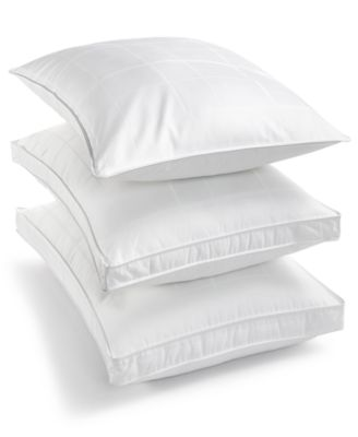 Feels Like Down Standard/Queen Firm Pillow, Created for Macy's