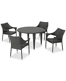 Bunnell 5-Pc. Dining Set, Quick Ship
