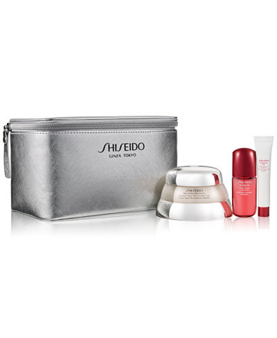 Shiseido 4-Pc. Power Up Your Resilience Set
