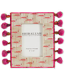 "Shiraleah The Wanderer Pink Cactus 4"" x 6"" Picture Frame"