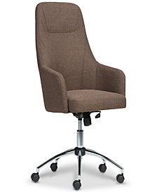 Zurie Swivel Office Chair, Quick Ship