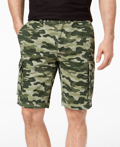 Club Room Men's Classic-Fit Camouflage-Print 9