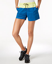 Columbia Sandy River™ Colorblocked Shorts