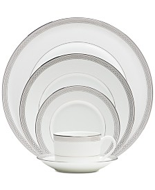 Waterford	Olann Platinum Dinnerware Collection
