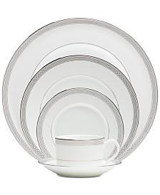 WaterfordOlann Platinum Dinnerware Collection
