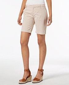 Tommy Hilfiger Hollywood Chino Shorts, Created for Macy's