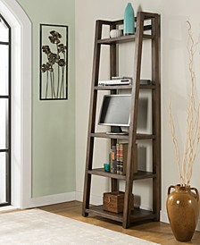Ridgeway Leaning Bookcase